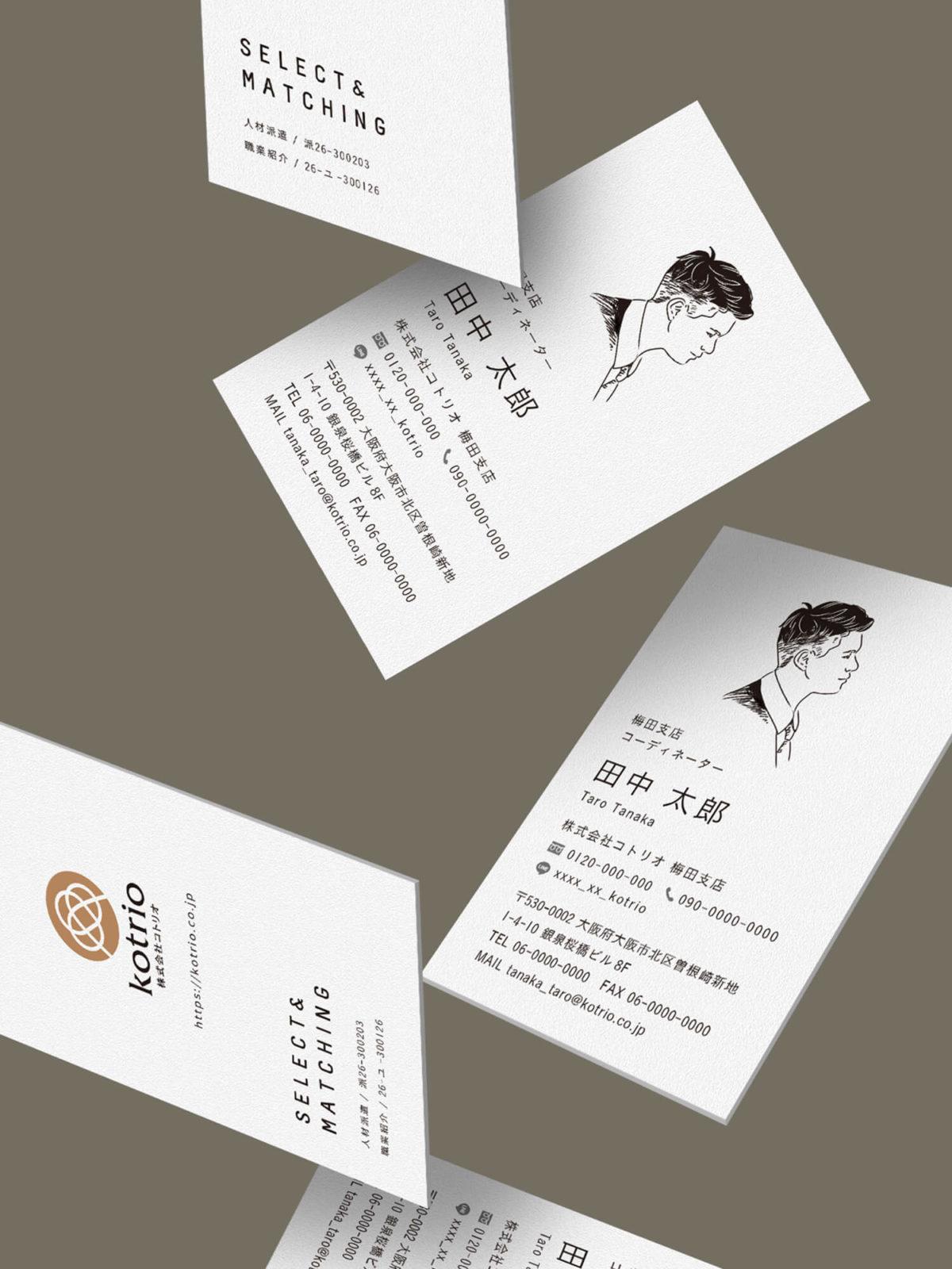 KOTRIO BUSINESS CARD